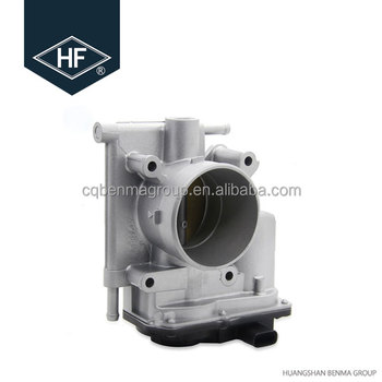 Wholesale auto engine part electronic throttle body 125001390 for Mazda