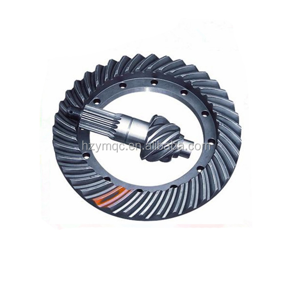 High quality and long life made in china eaton crown and pinion