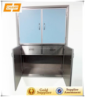 ZG0705 hospital used modern cabinet cheap metal steel cabinet
