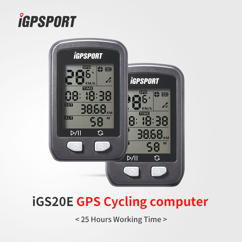 Factory Wholesale Waterproof Wireless ANT+ Bike Accessories Cycle Speedometer GPS For Bikes