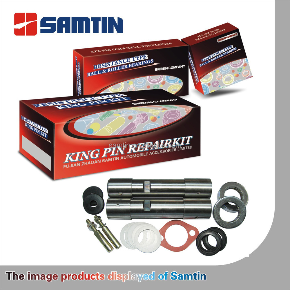 Auto spare parts, repair kit, king pin kits KP-134