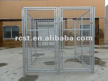 welded steel wire mesh cage