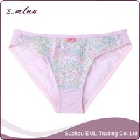 Sexy women underwear classic low-waist panties wholesale