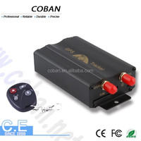 High quality TK103B gps Tracker for car /gps tracking device with remote control