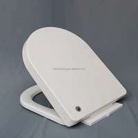 toilet seat cover with soft close hinge SY-863