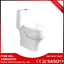 Alibaba China Supplier American Standard High Volume Flush Toilet