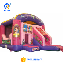 Hot inflatable bounce house with slide,factory inflatable bouncer slide,air bouncer inflatable trampoline with competitive price