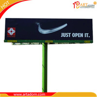Outdoor Large Size Advertising Display Eco Solvent PVC Flex Banner Printing Stretch Fabric Banner