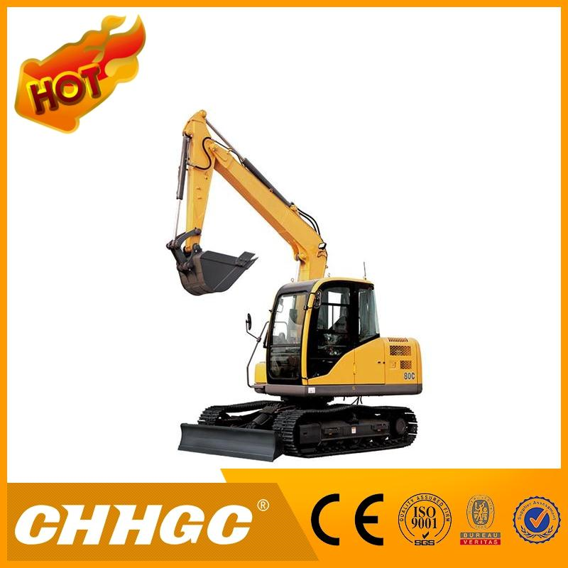 2016 new design hot sale 1.5ton mini excavator prices xe15 made in China