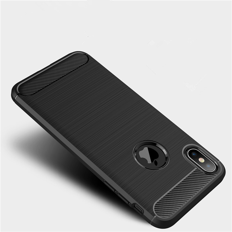 For Apple iphone XS Max Case hot selling carbon fiber <strong>cover</strong>