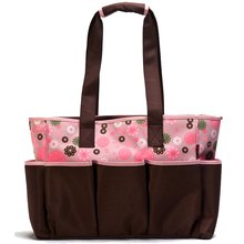 2017Hot sale Aardman cute maternity bag baby designer diaper bag multifunctional small nappy bag for baby HY-1102