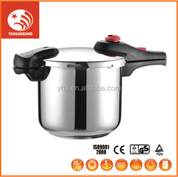 Insdustrial Stainless Steel Milk Boiling Pot Stialess-Steel Electric Pressure Cooker