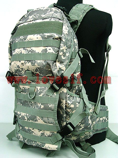 TAD military canvas tactical backpack high quality outdoor day backpack bag
