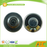 "free sample 36mm mylar speaker 1.5in"" 16ohm headphone speaker driver"