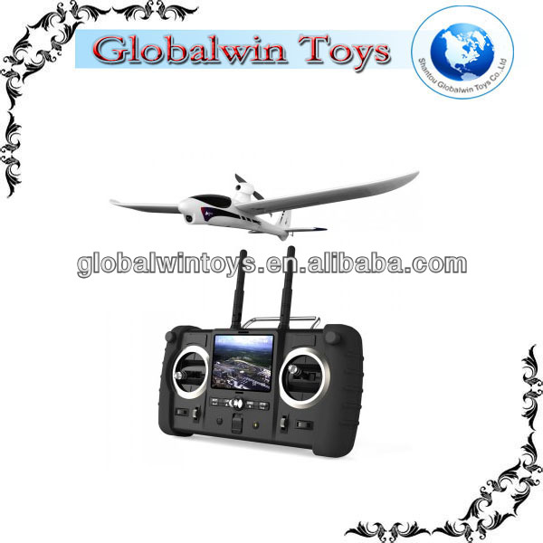 FPV Transmitter Spy Hawk H301F 2.4G 4CH RC Airplane Crashproof FPV Systerm 100cc rc model airplane