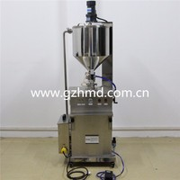 wax filler with heater and mixer,wax filling machine