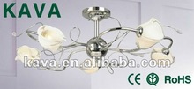 2014 Modern glass ceiling mounted light fittings