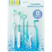 Oral Hygiene Dental Care Products: Teeth Cleaning Kits Tooth Picks Floss Threads