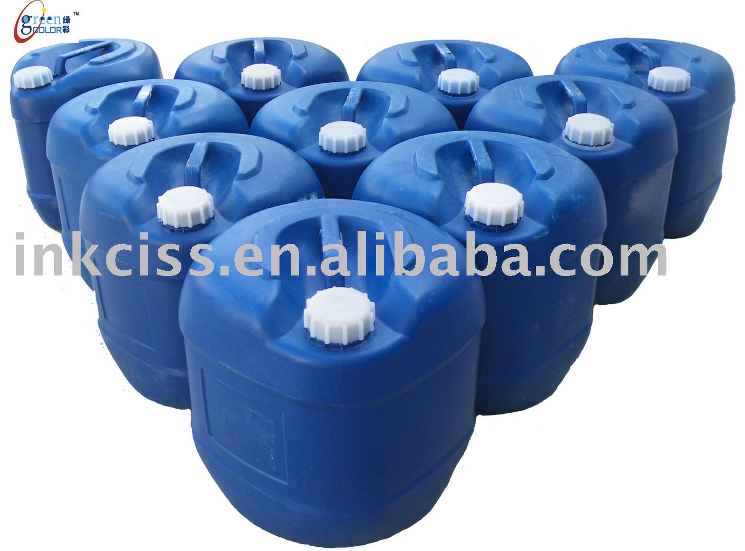 20 liter dye ink for EP HP CA BR with bulk packing
