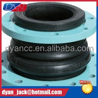 Natural rubber Reducing expansion joint rubber bellows High vibration absorbing ability