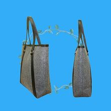 Ladies scarf tote bag new bag