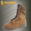 Wholesale coyote color waterproof cheap military desert boots