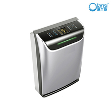 portable hepa ionizer air purifier with humidifier