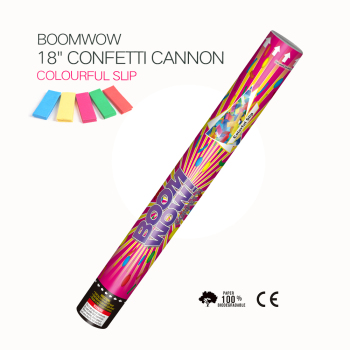 Confetti cannon party popper for christmas and new year non fireworks
