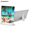 High Definition Sublimation Aluminum Plate Photo Panel