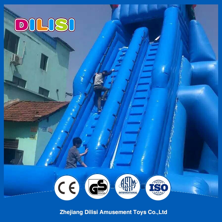 Popular Commercial PVC Giant Inflatable Slide for Adults and Children