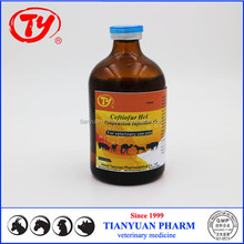 animal use antibiotics ceftiofur hydrochloride injection for horse