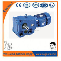Bulk B5 flange mounted worm gear reducer suppliers