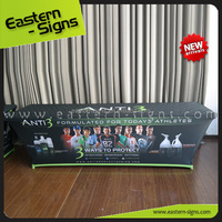 Dye-sub Printing Easy Set Up Customized Plastic Pvc Dining Table Cover