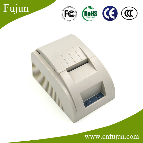 58mm Hotel Online Booking Receipt Printer / Thermal Bill Voucher Printer 5890D With Cheap Price Support Smartphone & Computer