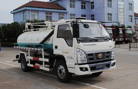 Ruvii supplier sewage suction truck vacuum tank trucks for sale