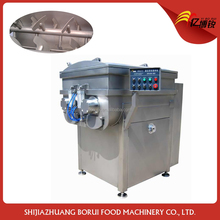 Best Popular Electric Industrial Sausage used vacuum meat mixer machine