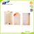 Wholesale blister packaging rectangular clear plastic box for cell phone case