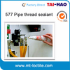 Lower price loctit 577 anaerobic adhesive coarse thread - 577 piping thread sealants - 577 liquid pipe thread sealant