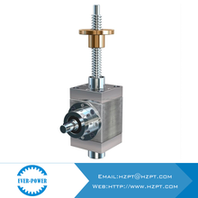 bevel gear screw jack worm gear screw jack