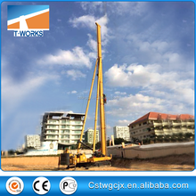 KLB20 helical pile/piling machine/piling rig for bored pile