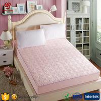 Wholesale Full Size Polyester Microfiber Fitted Sheet Comforter Bed Cover Fabric