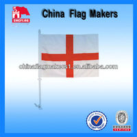 Custom Printing Country Flags For Cars With Flag Pole
