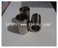 High quality GR1 GR2 ASME SB 338 SB 337 tube titanium