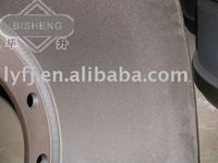 Brake drum made by iron
