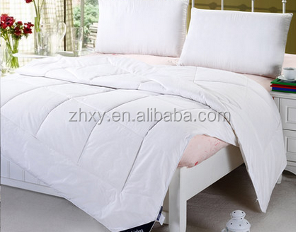 High Strength Factory Supply white silk soft australia wool quilt