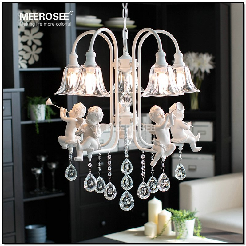 Online Shopping Angel Bohemia Crystal Chandelier MD2482