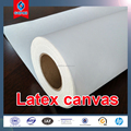 2017 hot sale!! Latex inkjet polyester or cotton canvas 60inchx30M roll size