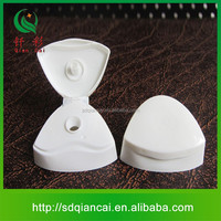 Wholesale products China transparent plastic cover sheet , flip top cap