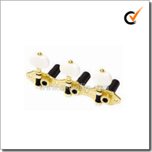 Gold Plated Classical Guitar Tuner Machine Heads (MH-03C)
