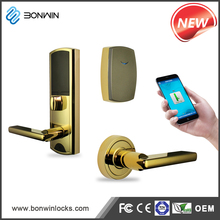 100% Newest High Quality Electronic Door Lock RFid Smart Electronic Hotel Door Lock